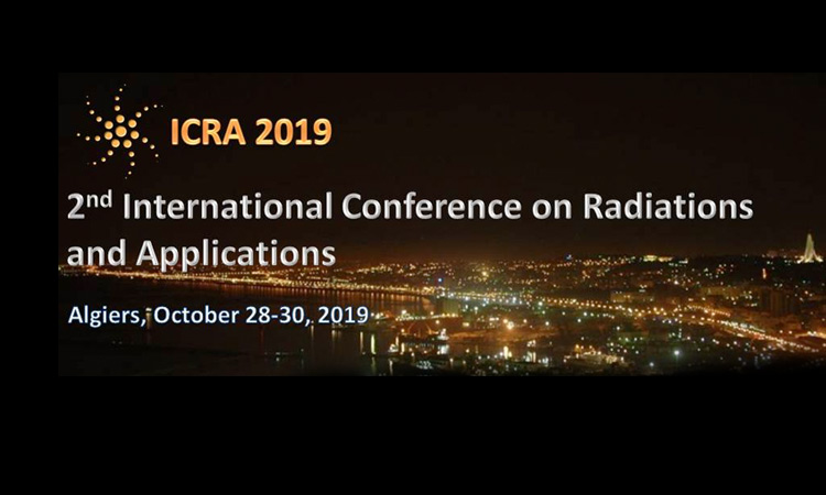 Second International Conference on Radiations and Applications ICRA